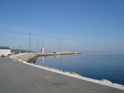 Ny strandpromenade på Pier 4
