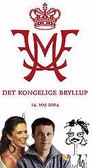 Det kongelige bryllup 14.maj 2004