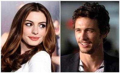 Anne Hathaway og James Franco