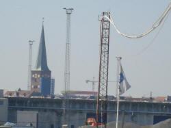 Regnbuen set fra Pier 4 - forstørret