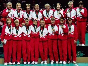 OL Landsholdet 1996