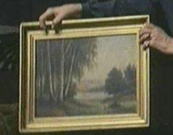 Maudes maleri fra afsnit 4